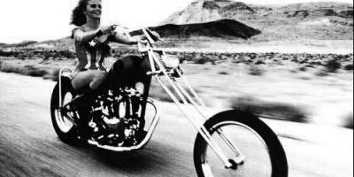 ann margaret on motorcycle