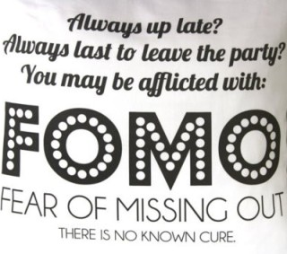 The FOMO Twelve Step Program You Really Shouldn't Miss!