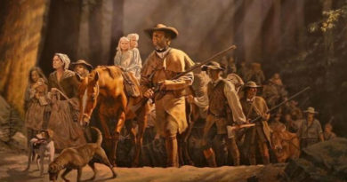 Would Daniel Boone Put Up With Your Misophonia?