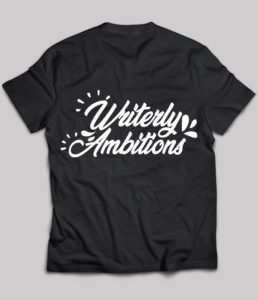 Writerly Ambitions on ChezGigiTees